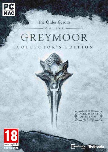 The Elder Scrolls Online: Greymoor (Digital Collector's Edition) Official Website Código GLOBAL