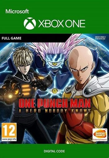 One Punch Man: A Hero Nobody Knows (Xbox One) Xbox Live Key EUROPE