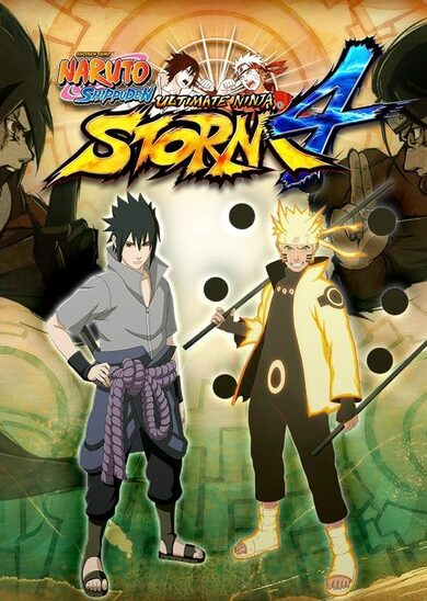 Naruto Shippuden: Ultimate Ninja Storm 4 (Deluxe Edition) Steam Key GLOBAL