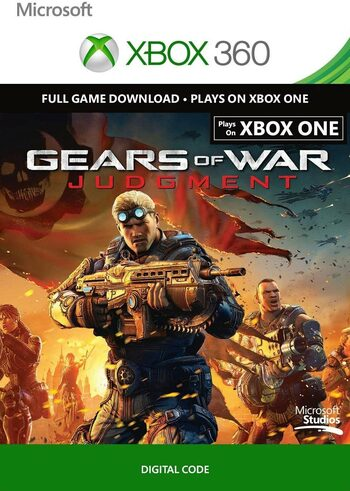Gears of War: Judgment (Xbox One) Xbox Live Key GLOBAL