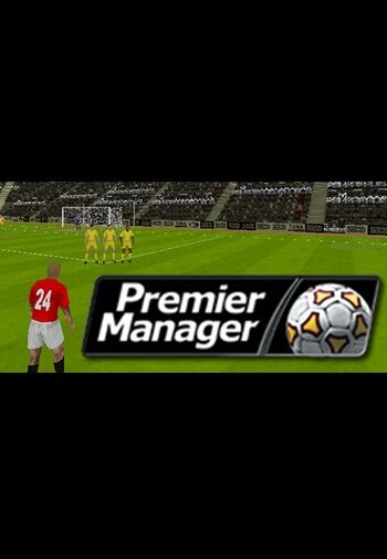 Premier Manager 02/03 Steam Key GLOBAL