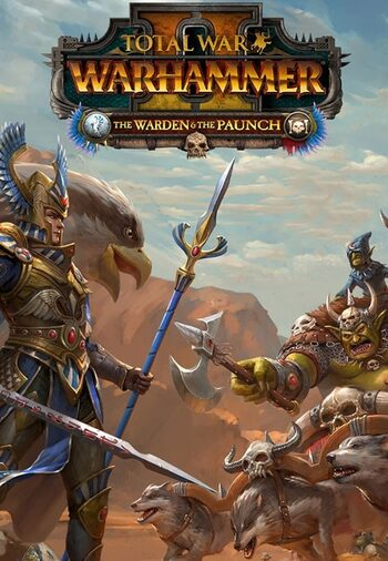 Total War: WARHAMMER II - The Warden & The Paunch (DLC) Steam Key GLOBAL