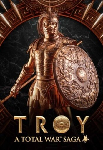 A Total War Saga: TROY Limited Edition Epic Games Key EUROPE
