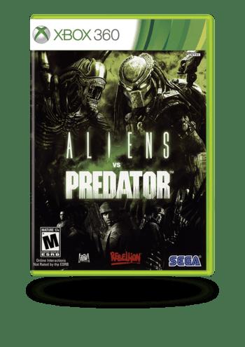 Aliens vs. Predator (2010) Xbox 360