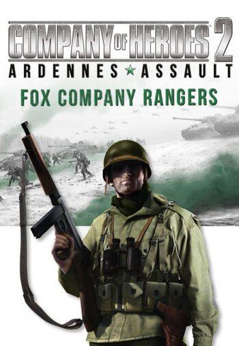 Company of Heroes 2 - Ardennes Assault: Fox Company Rangers (DLC) Steam Key GLOBAL