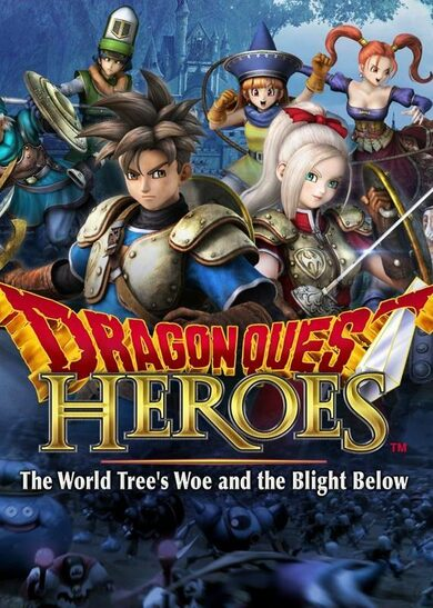 Dragon Quest Heroes: The World Tree's Woe and the Blight Below Steam Key GLOBAL
