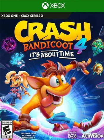 Crash Bandicoot 4: It's About Time (Xbox One) Xbox Live Key EUROPE