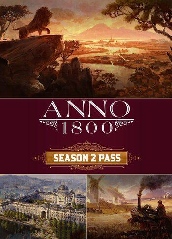 Anno 1800 Season 2 Pass (DLC) Uplay Key EUROPE