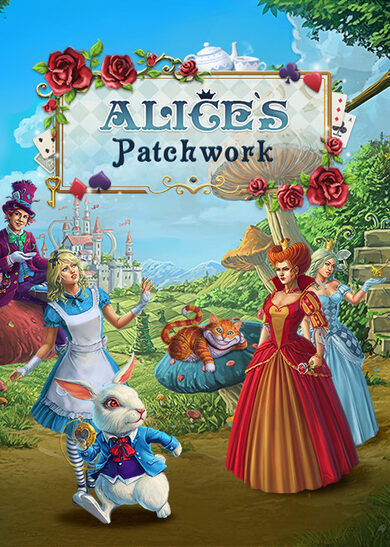 Alice's Patchwork Steam Key GLOBAL