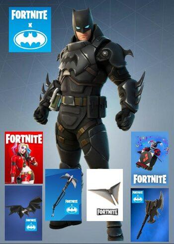 Fortnite - Armored Batman Zero Skin (DLC) Epic Games Key GLOBAL