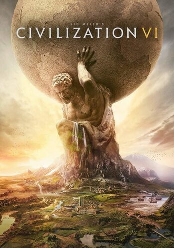 Sid Meier's Civilization VI Steam Clave GLOBAL