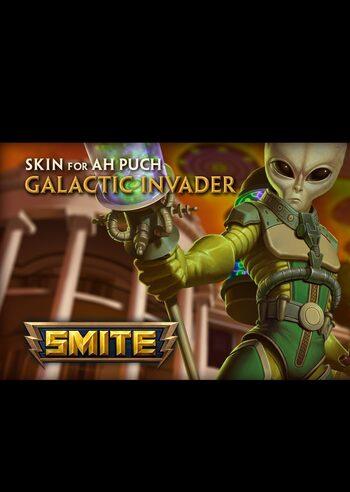 SMITE - Ah Puch & Galactic Invader Skin Key GLOBAL