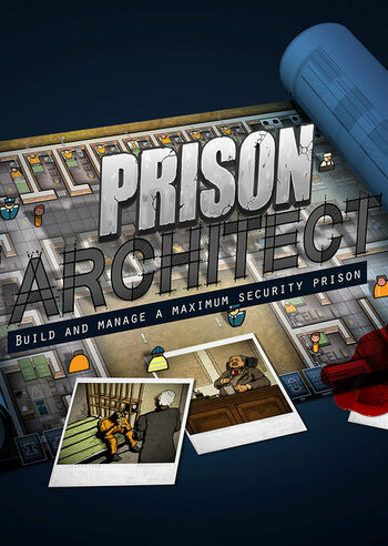 Prison Architect Steam Key GLOBAL