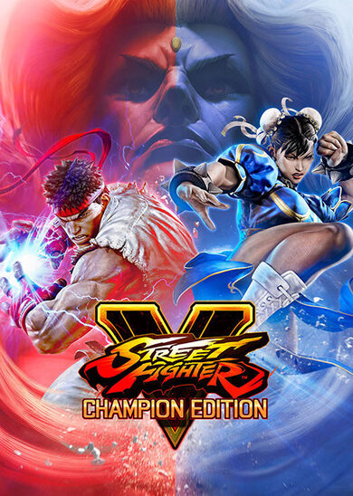 Street Fighter V - Champion Edition Upgrade Kit (DLC) Steam Key GLOBAL