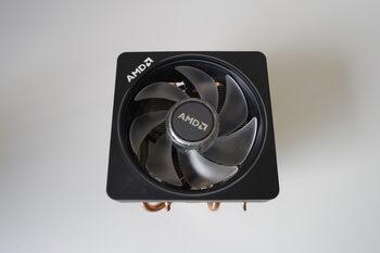 AMD Wraith Prism ausintuvas