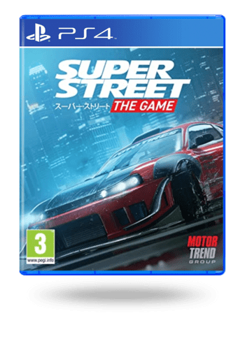 Super Street: The Game PlayStation 4