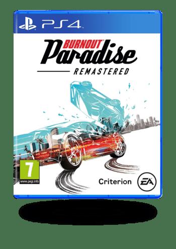 Burnout Paradise Remastered PlayStation 4