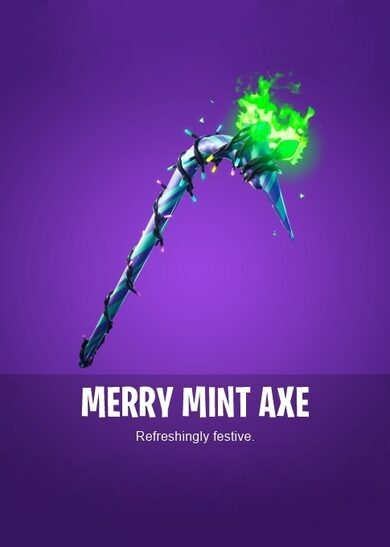 Fortnite - Merry Mint Axe (DLC) Epic Games Key GLOBAL