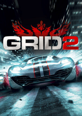 Grid 2 (Limited Edition) Steam Key GLOBAL