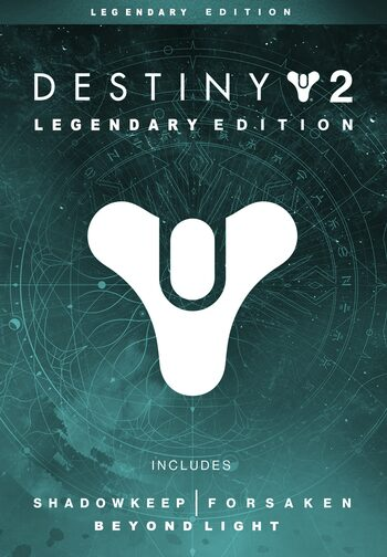 Destiny 2: Legendary Edition (DLC) Steam Key GLOBAL
