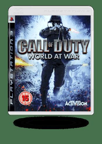 Call of Duty: World at War PlayStation 3