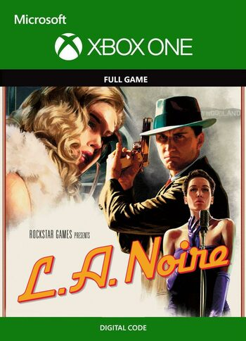 L.A. Noire (Xbox One) Xbox Live Key GLOBAL