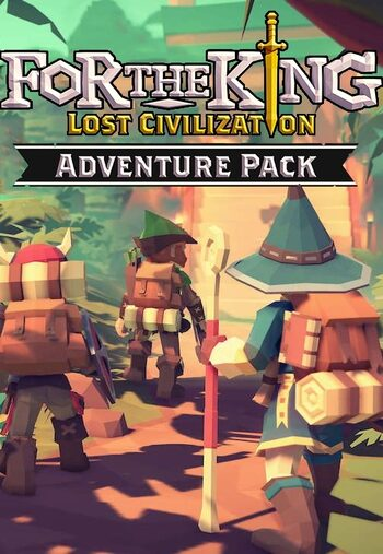 For The King: Lost Civilization Adventure Pack (DLC) Steam Key GLOBAL