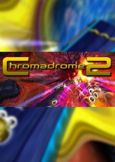 Chromadrome 2 Steam Key GLOBAL