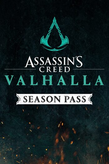 Assassin's Creed Valhalla Season Pass (DLC) Uplay Key EUROPE