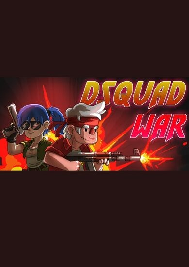 DSquad War Steam Key GLOBAL