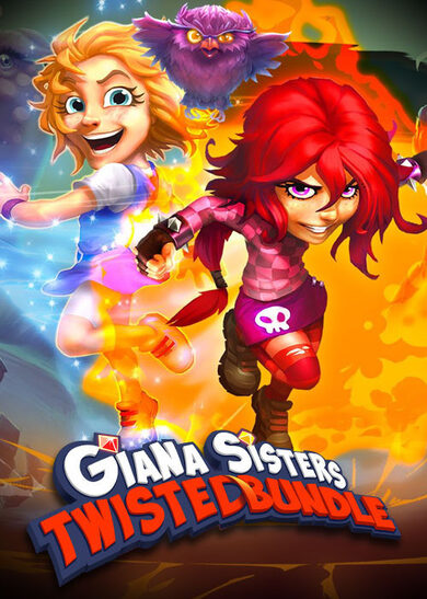 Giana Sisters: Twisted Bundle Steam Key GLOBAL