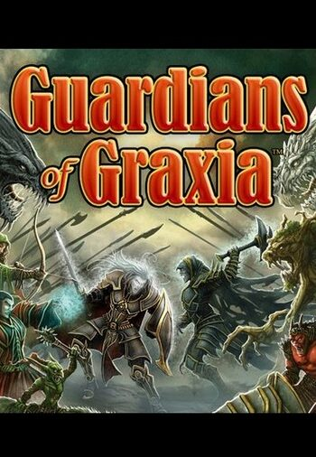 Guardians of Graxia + Map Pack (DLC) Steam Key GLOBAL