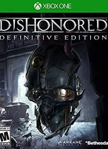 Dishonored Definitive Edition (Xbox One) Xbox Live Key UNITED STATES