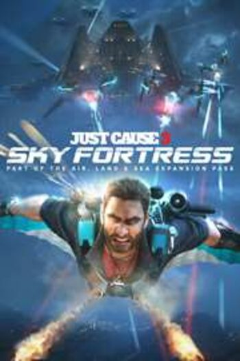 Just Cause 3: Sky Fortress Pack (DLC) Steam Key GLOBAL