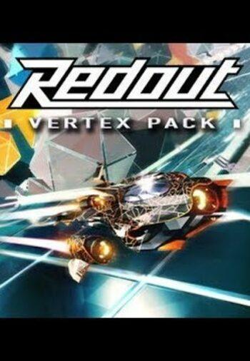 Redout - V.E.R.T.E.X. Pack (DLC) Steam Key GLOBAL