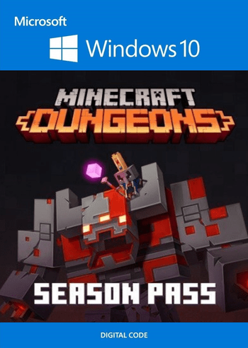 Minecraft Dungeons: Season Pass (DLC) - Windows 10 Store Key EUROPE