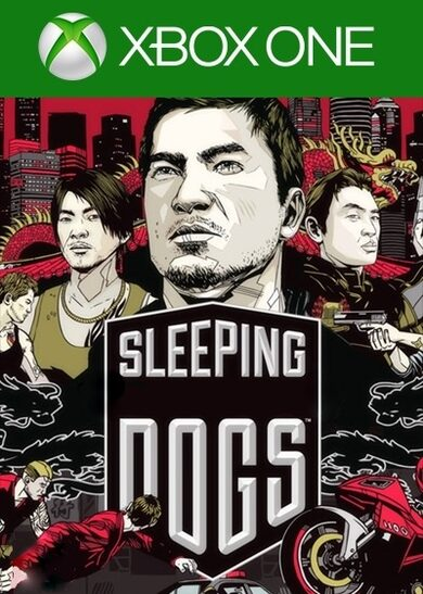 Sleeping Dogs (Xbox One) Xbox Live Key UNITED STATES
