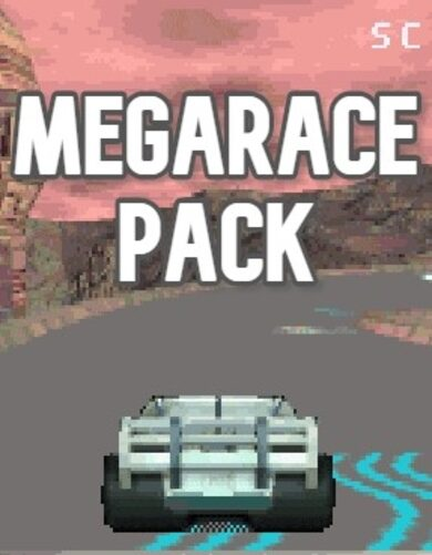 MegaRace Pack Steam Key GLOBAL