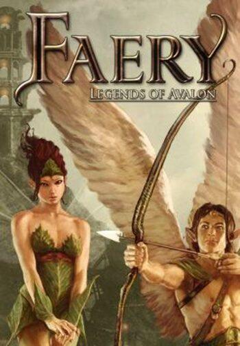 Faery - Legends of Avalon Steam Key GLOBAL