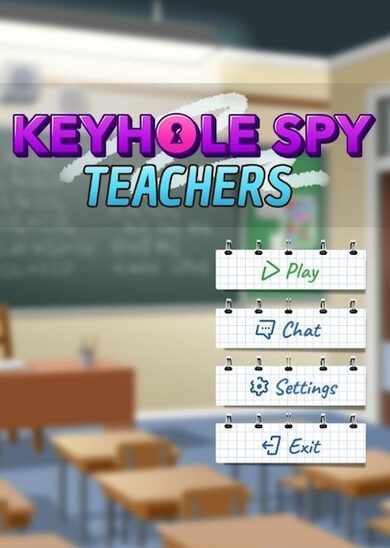 Keyhole Spy: Teachers Steam Key GLOBAL