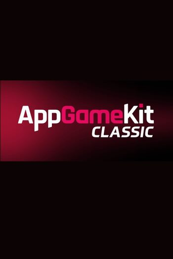 AppGameKit Classic: Easy Game Development (PC) Steam Key GLOBAL