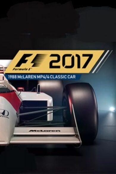 F1 2017 - 1988 McLaren MP4/4 Classic Car (DLC) Steam Key GLOBAL