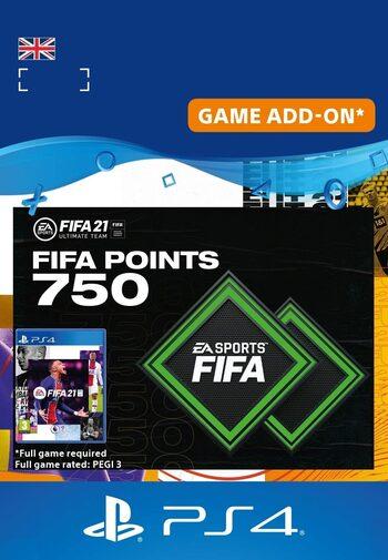 FIFA 21 - 750 FUT Points (PS4) PSN Key UNITED KINGDOM