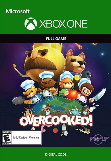 Overcooked (Xbox One) Xbox Live Key NORTH AMERICA