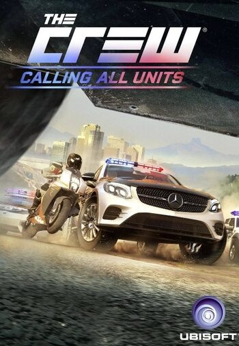 The Crew: Calling All Units (DLC) Uplay Key GLOBAL