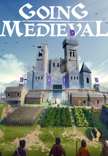 Going Medieval Steam Key GLOBAL