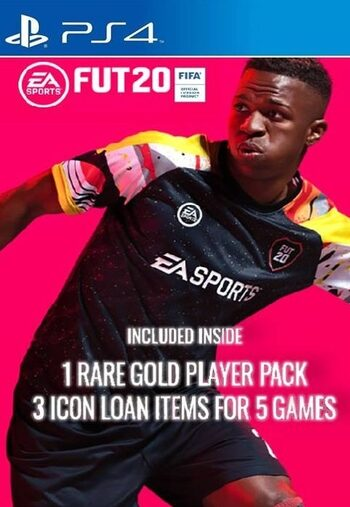 FIFA 21 - 1 Rare Players Pack & 3 Loan ICON Pack (DLC) (PS4) PSN Key UNITED STATES