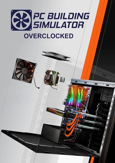 PC Building Simulator - Overclocked Edition Content (DLC) Steam Key GLOBAL