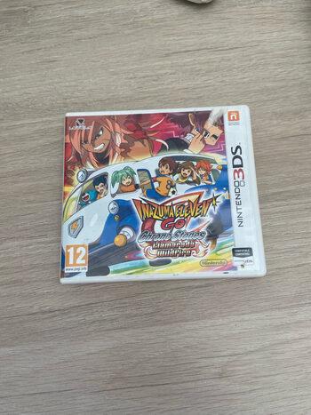 Inazuma Eleven Go: Chrono Stones - Wildfire Nintendo 3DS