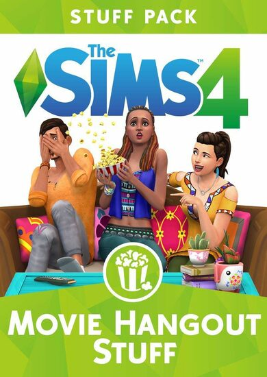 The Sims 4: Movie Hangout (DLC) Origin Key GLOBAL